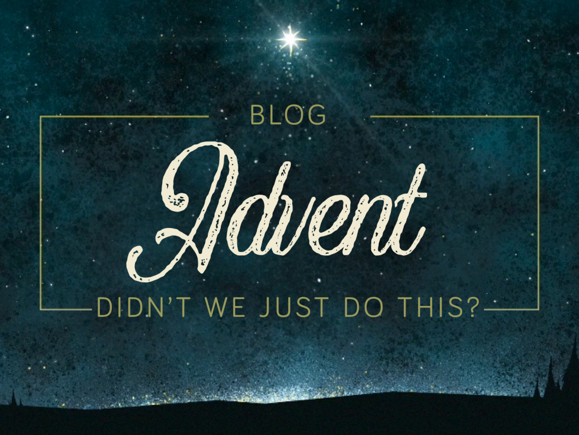 Christmas rolls around faster every year - but what should we do during the advent period?