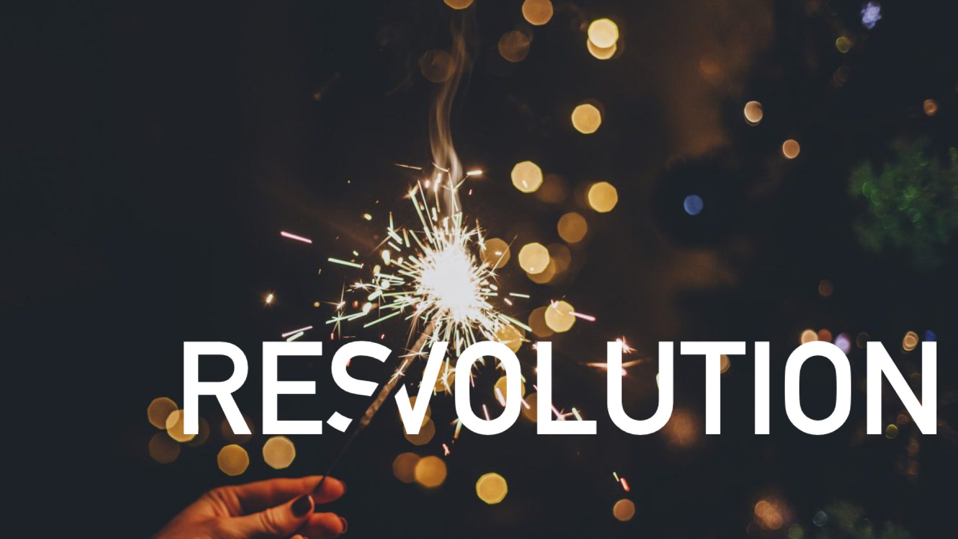 January Series: Res/volution